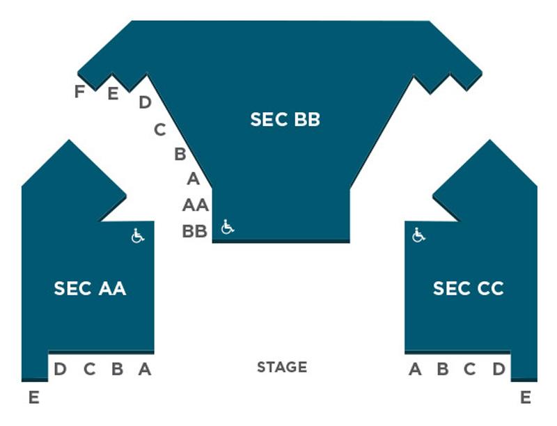 The Jones Seating Chart